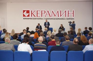Представлены новинки товарной программы «Керамин» 2019 года