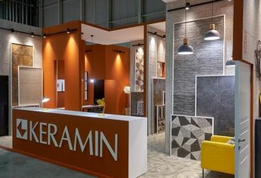 «Керамин» на выставке Cersaie 2018. Фотоотчет.
